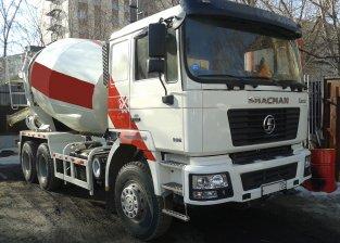 Доставка бетона в Челябинске