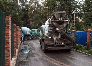 Доставка бетона в Владивостоке