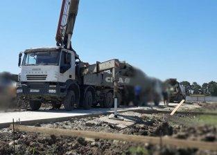 Прокачка бетона