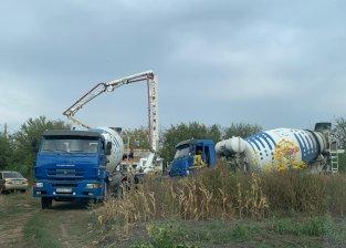 Доставка бетона в Краснодаре