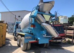 Доставка бетона в Сочи