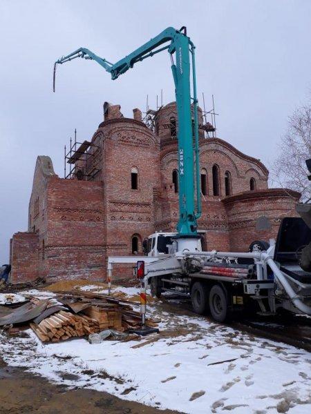 Изображение №495 - Заливка фундамента в деревне Цуриково