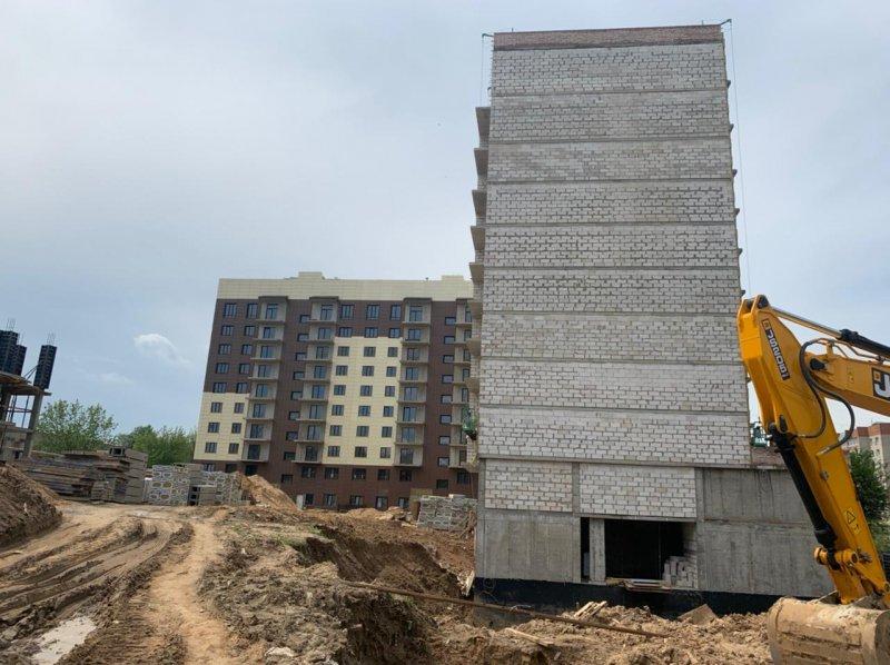 Изображение №597 - Заливка бетона для многоэтажного дома