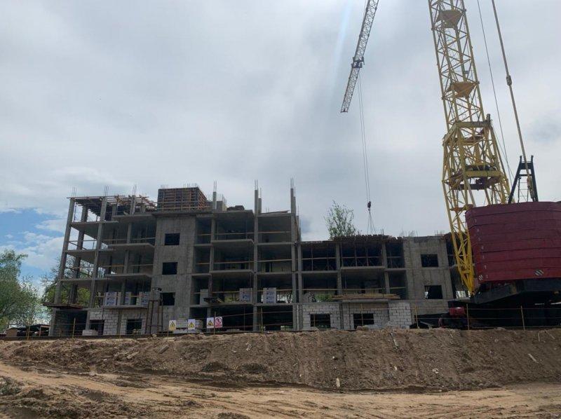 Изображение №598 - Заливка бетона для многоэтажного дома