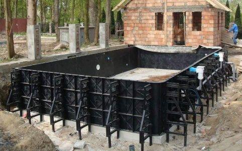 Изображение №604 - Подготовка участка к заливке УШП