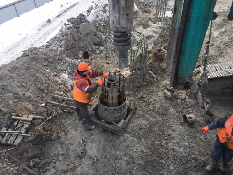 Изображение №25 - Заливка бетона для Ледового дворца спорта