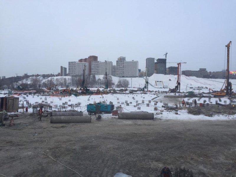 Изображение №27 - Заливка бетона для Ледового дворца спорта