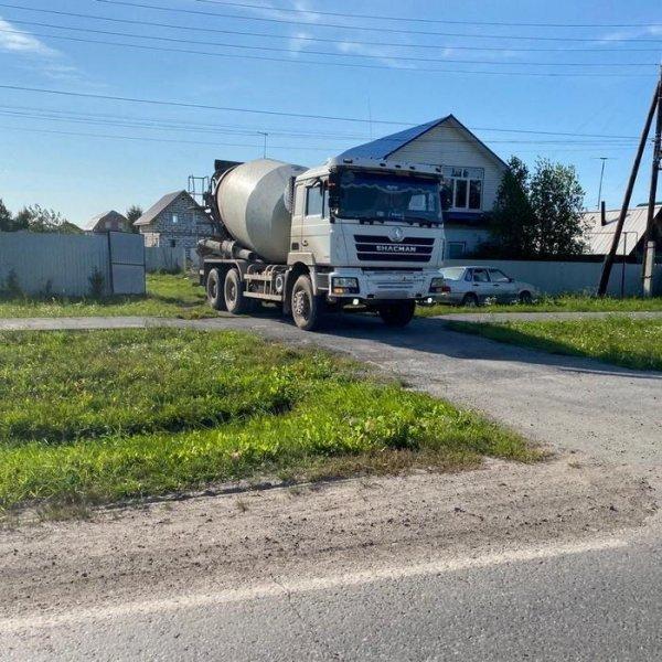 Изображение №731 - Доставка бетона до дачного участка