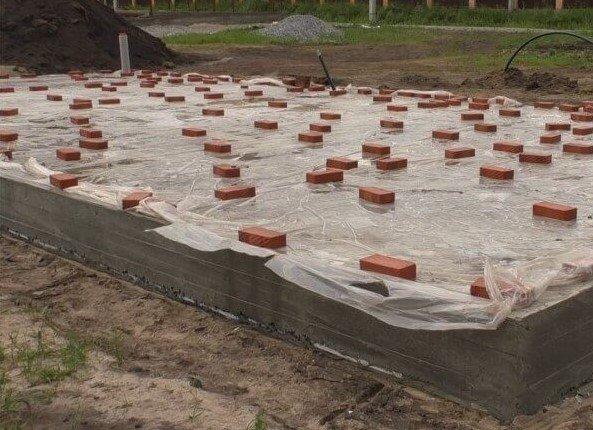 Изображение №53 - Заливка плиты с утеплением в ДНП «Планета» для гаража