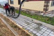 Изображение №777 - Заливка небольшого участка бетоном