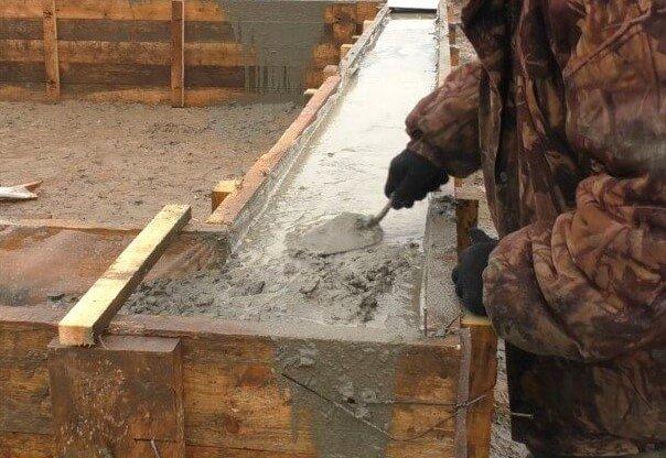 Изображение №56 - Заливка фундамента из бруса в Зеленой Горке