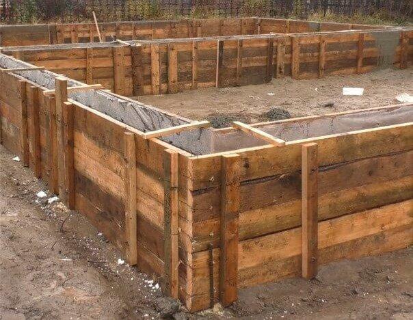 Изображение №58 - Заливка фундамента из бруса в Зеленой Горке
