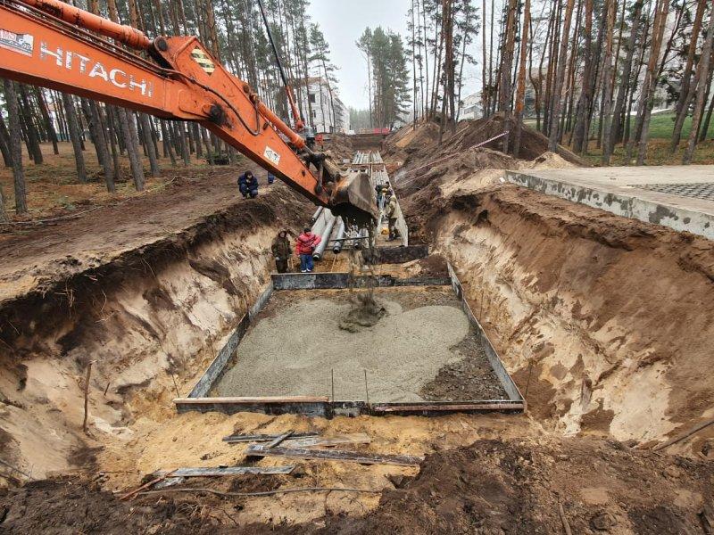 Изображение №77 - Фундамент под трубопровод