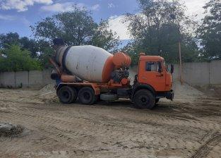 Доставка бетона в Саратове
