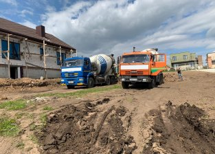 Доставка бетона в Курске