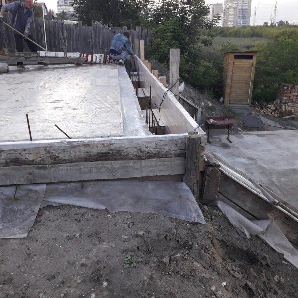 Изображение №237 - Заливка монолита бетоном в г. Омск
