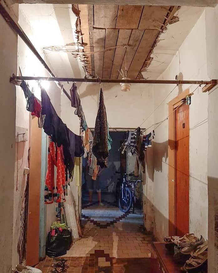 Аварийное жилье, Белово, Инской, улица Липецкая,5